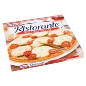Dr. Oetker Ristorante Pizza Mozzarella achterkant