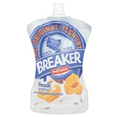 Melkunie Breaker Perzik voorkant