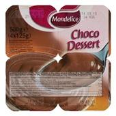 Mondelic Dessert Chocolade voorkant