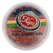Kips Filet Americain Naturel achterkant