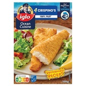 Iglo Crispino's voorkant