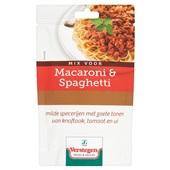 Verstegen Kruidenmix Macaroni Spaghetti voorkant