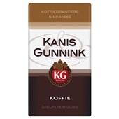 Kanis - Gunnink Snelfilterkoffie regular voorkant