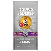 Douwe Egberts Snelfilterkoffie Arome Select voorkant