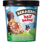 Ben&Jerry Ijs Half Baked voorkant