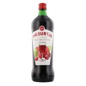 Pikeurtje Vruchtenwijn Framboos voorkant