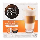 Nescafé Dolce Gusto koffiecups caramel macchiato voorkant