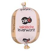 Verberghe Vleeswaren Saksische leverworst voorkant