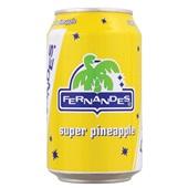 Fernandes Frisdrank Super Pineapple voorkant