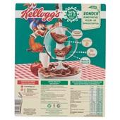 Kellogg's ontbijtgranen chocos achterkant