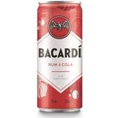 Bacardi Rum Cola voorkant