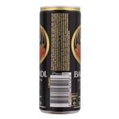 Bacardi Rum Cola achterkant