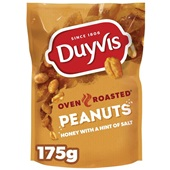 Duyvis Noten Oven Roasted Pinda'S Honey Roasted voorkant
