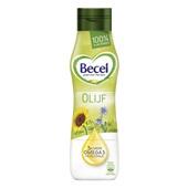Becel Margarine Vloeibaar Met Olijfolie voorkant
