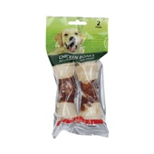 Best for your Friend Hondensnack Chicken Bones Large voorkant