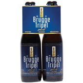 Brugge Tripel 4x33cl voorkant