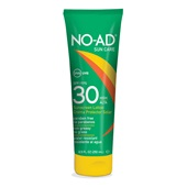 No-Ad Sun Protection Factor 30 voorkant