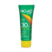 No-Ad Zonnebrandcrème factor 50+ voorkant