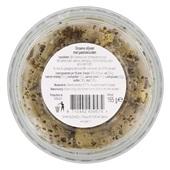 Spar Tapas Pesto olijven achterkant