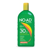 No-Ad Zonnebrand Sun Protection Factor 30 voorkant