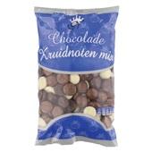 Nijverheid chocolade mix  voorkant