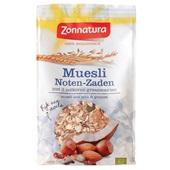 Zonnatura Muesli noten & zaden voorkant