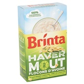 Brinta Havermout achterkant