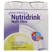Nutricia MF Vanille 4x200 ml voorkant