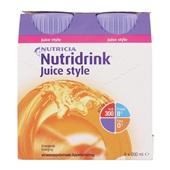 Nutricia Juice Style Sinaas 4x200 ml voorkant