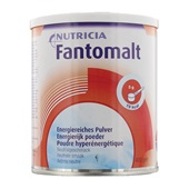 Nutricia Fantomalt 400 gram voorkant