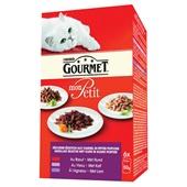 Gourmet Mon Petit Kattenvoer Vlees voorkant