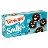 Verkade Koek Smileys achterkant