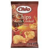 Chio kettle cooked sweet chili voorkant