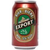 Export Bier Blik 33CL voorkant