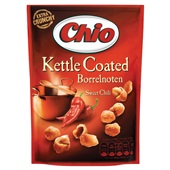Chio Chips Kettle Coated Sweet Chili voorkant