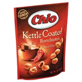 Chio Chips Kettle Coated Sweet Chili achterkant