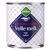Melkan Gecondenseerde Melk voorkant
