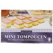 Quality Pastries mini tompouchen voorkant