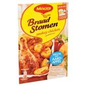 Maggi braadstomen maaltijdmix kip Gerookt achterkant