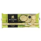 Mitsuba Crackers Wasabi Bollen voorkant