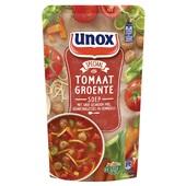 Unox Soep Tomaat-Groente voorkant