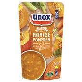 Unox Soep in Zak Pompoen voorkant