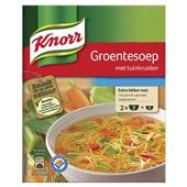 Knorr Soep Groente voorkant