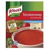 Knorr Soep Tomaat voorkant