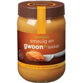 Gwoon Pindakaas naturel voorkant