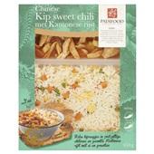 Padifood Kant-en-klaar maaltijd Kip sweet chili kantoneesse rijst voorkant