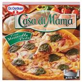 Dr. Oetker Casa Di Mama Pizza Mozzarella pesto voorkant