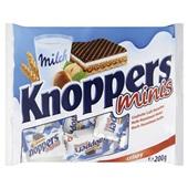 Knoppers koek zak 200 gram voorkant
