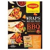 Maggi maaltijdpakket Wraps bbq voorkant