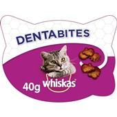 Whiskas Kattensnack Dentabites voorkant